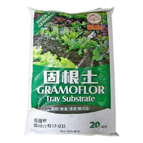 德國 GRAMOFLOR 泥炭土(20升)